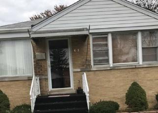 Pre Foreclosure en Bellwood 60104 LINDEN AVE - Identificador: 1089665451