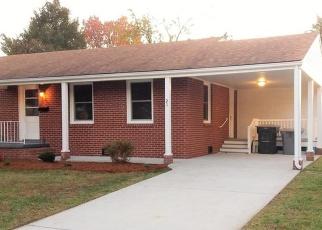 Pre Foreclosure en Hampton 23664 HARWOOD AVE - Identificador: 1090322406