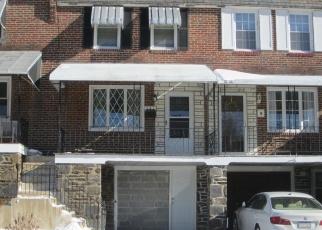 Pre Foreclosure en Drexel Hill 19026 BLANCHARD RD - Identificador: 1092587617