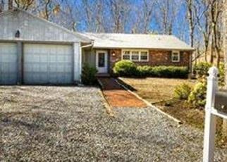 Pre Foreclosure en Medford 08055 MOHAWK TRL - Identificador: 1094674108