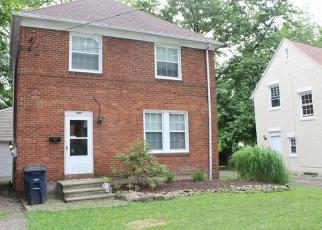 Pre Foreclosure en Akron 44305 HILLSIDE TER - Identificador: 1113199100