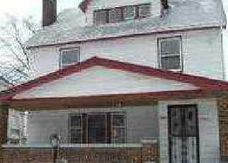 Pre Foreclosure en Cleveland 44128 E 146TH ST - Identificador: 1121271850
