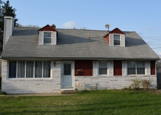 Pre Foreclosure en Wenonah 08090 HARVARD AVE - Identificador: 1136385895