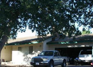 Pre Ejecución Hipotecaria en Atascadero 93422 CURBARIL AVE - Identificador: 1138262605