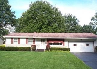 Pre Foreclosure en Youngstown 44511 VOLLMER DR - Identificador: 1142690527