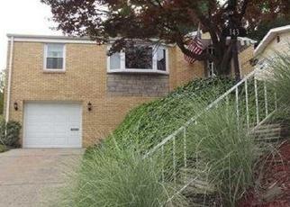 Pre Foreclosure en Pittsburgh 15227 CEDARCOVE ST - Identificador: 1168549832