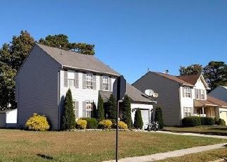 Pre Foreclosure en Egg Harbor Township 08234 NEVIS DR - Identificador: 1171642356