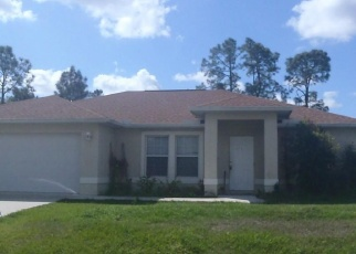 Pre Foreclosure en Lehigh Acres 33972 W 10TH ST - Identificador: 1185650966