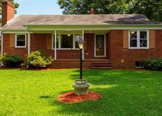 Pre Foreclosure en Caret 22436 BULL NECK RD - Identificador: 1187808411