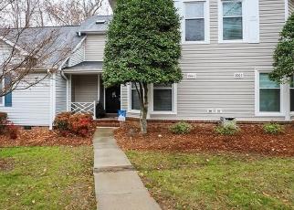 Pre Ejecución Hipotecaria en Greensboro 27410 CARRIAGE CROSSING LN - Identificador: 1197277859