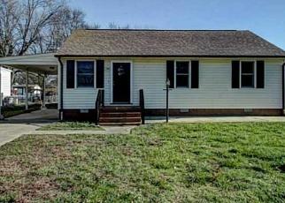 Pre Ejecución Hipotecaria en Williamsburg 23185 PENNIMAN RD - Identificador: 1289330344