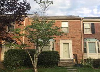 Pre Ejecución Hipotecaria en Fairfax 22030 ASSEMBLY DR - Identificador: 1329311235