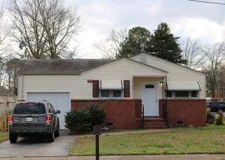 Pre Ejecución Hipotecaria en Chesapeake 23324 HALSEY ST - Identificador: 1333068629