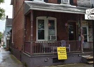 Pre Ejecución Hipotecaria en Allentown 18102 CHEW ST - Identificador: 1354544231