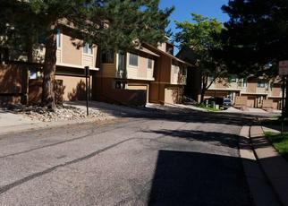 Pre Ejecución Hipotecaria en Colorado Springs 80906 AUTUMN RIDGE CIR - Identificador: 1355337408