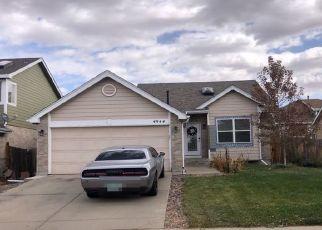 Pre Ejecución Hipotecaria en Denver 80239 ENID WAY - Identificador: 1378473384