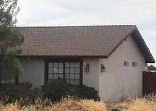 Pre Ejecución Hipotecaria en Apple Valley 92307 BLACKFOOT RD - Identificador: 1400534128
