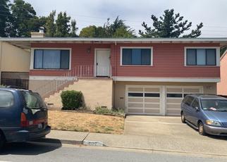 Pre Ejecución Hipotecaria en South San Francisco 94080 ALHAMBRA RD - Identificador: 1403201844