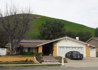 Pre Ejecución Hipotecaria en Oak Park 91377 SMOKE TREE AVE - Identificador: 1475120229