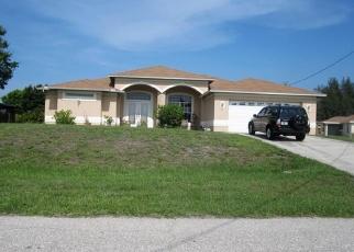 Pre Foreclosure en Cape Coral 33991 SW 16TH PL - Identificador: 148512326