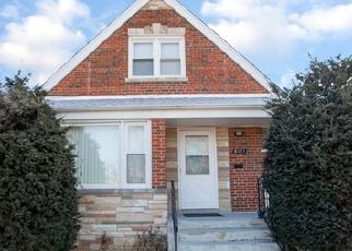 Pre Ejecución Hipotecaria en Chicago 60652 S WHIPPLE ST - Identificador: 1505035611