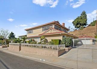 Pre Ejecución Hipotecaria en Monterey Park 91754 BLUFFHILL DR - Identificador: 1511553990