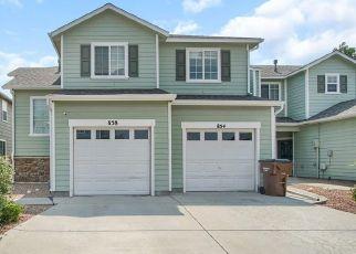 Pre Ejecución Hipotecaria en Colorado Springs 80916 RED THISTLE VW - Identificador: 1525095700