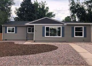 Pre Ejecución Hipotecaria en Colorado Springs 80907 LOCUST DR - Identificador: 1534658417