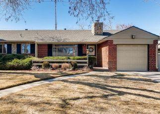 Pre Ejecución Hipotecaria en Denver 80210 S MONROE ST - Identificador: 1558978681