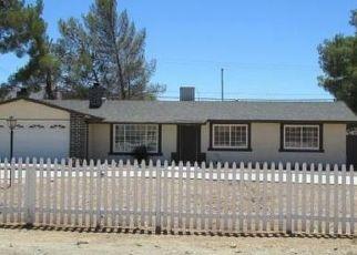Pre Ejecución Hipotecaria en Apple Valley 92308 DEL ORO RD - Identificador: 1569620572