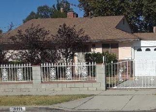 Pre Ejecución Hipotecaria en Northridge 91325 ANDASOL AVE - Identificador: 1605664513