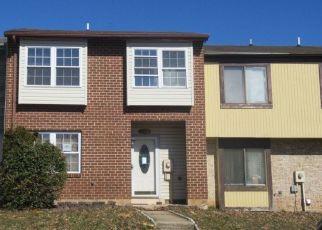 Pre Ejecución Hipotecaria en Walkersville 21793 WHIMSEY CT - Identificador: 1759808591