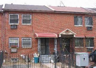 Pre Ejecución Hipotecaria en Bronx 10460 MAPES AVE - Identificador: 1767755180
