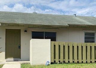 Pre Ejecución Hipotecaria en Miami 33186 SW 111TH S CANAL STREET RD - Identificador: 1778437367