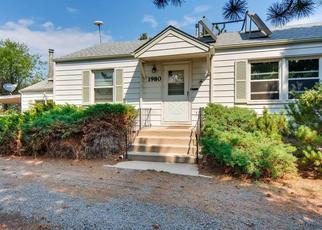 Pre Ejecución Hipotecaria en Denver 80215 IRIS ST - Identificador: 1800939156