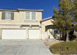 Pre Ejecución Hipotecaria en Las Vegas 89113 WAGONWHEEL RANCH WAY - Identificador: 1807836376