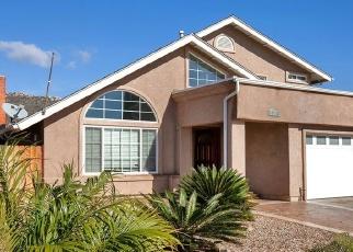 Pre Foreclosure en Santee 92071 VALOR PL - Identificador: 872487726