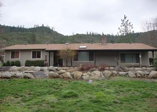 Pre Foreclosure en Rogue River 97537 WARDS CREEK RD - Identificador: 927753919