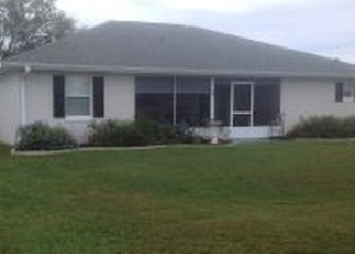 Pre Foreclosure en Belleview 34420 SE 73RD CT - Identificador: 930371688