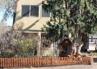 Pre Foreclosure en Manitou Springs 80829 PAWNEE AVE - Identificador: 930928342
