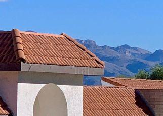 Pre Foreclosure en Tucson 85715 E DORADO CT - Identificador: 931266460