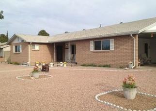 Pre Foreclosure en Thatcher 85552 W GOLF COURSE RD - Identificador: 931267333