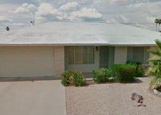 Pre Foreclosure en Sun City 85351 N 107TH DR - Identificador: 931276538