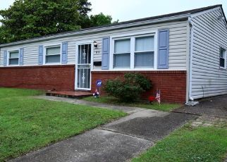 Pre Foreclosure en Norfolk 23502 WEISS LN - Identificador: 932160360