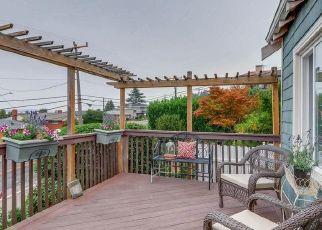 Pre Foreclosure en Seattle 98116 SW ADMIRAL WAY - Identificador: 939011143