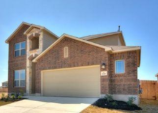 Pre Foreclosure en San Antonio 78261 CARRIAGE CPE - Identificador: 947568288