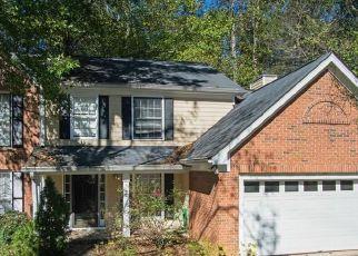 Pre Foreclosure en Marietta 30008 MILFORD CTS SW - Identificador: 955586275