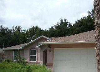 Pre Foreclosure en Crystal River 34429 W PIMPERNEL LN - Identificador: 955726433