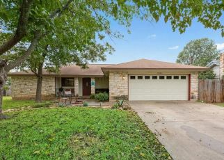 Pre Foreclosure en Georgetown 78628 BROKEN SPOKE TRL - Identificador: 958180851