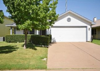 Pre Foreclosure en Waxahachie 75165 WILDFLOWER DR - Identificador: 958208430